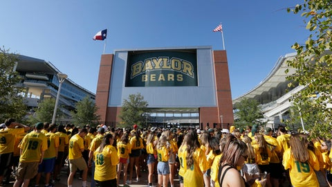 Underrated: No. 21 Baylor