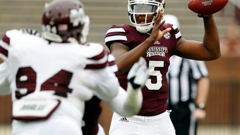 Mississippi State (195 points)