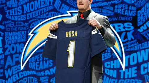 Joey Bosa, San Diego Chargers