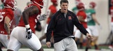 Taking note: Ash brings bits of Bielema and Meyer to Rutgers
