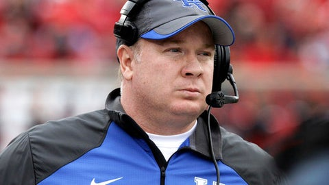 Mark Stoops, Kentucky