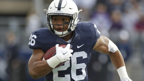 Big Ten East T-No. 3: Penn State (8-4, 6-3 Big Ten)