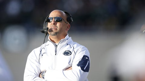 James Franklin, Penn State