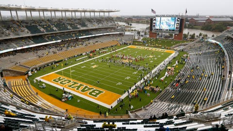 Armed Forces Bowl: Baylor vs. Navy
