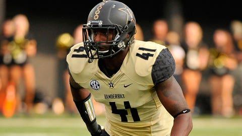 SEC East No. 4: Vanderbilt (6-6, 3-5 SEC)