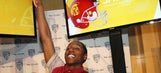 USC's Adoree Jackson back on gridiron after Olympic chase