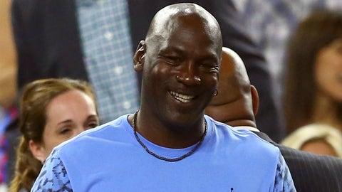 North Carolina: Michael Jordan (Basketball Hall of Famer)