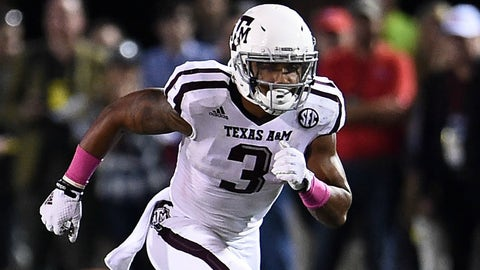 Christian Kirk, WR/KR, Texas A&M
