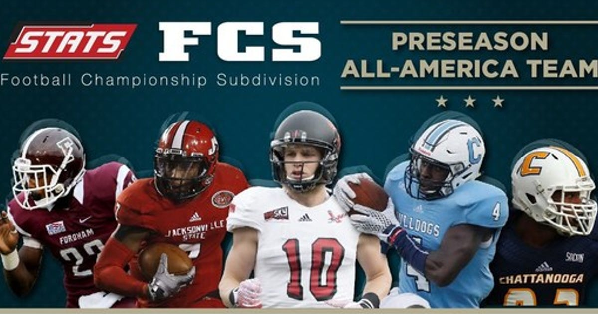 Fcs Preseason All Americans Catching On At Wr Fox Sports