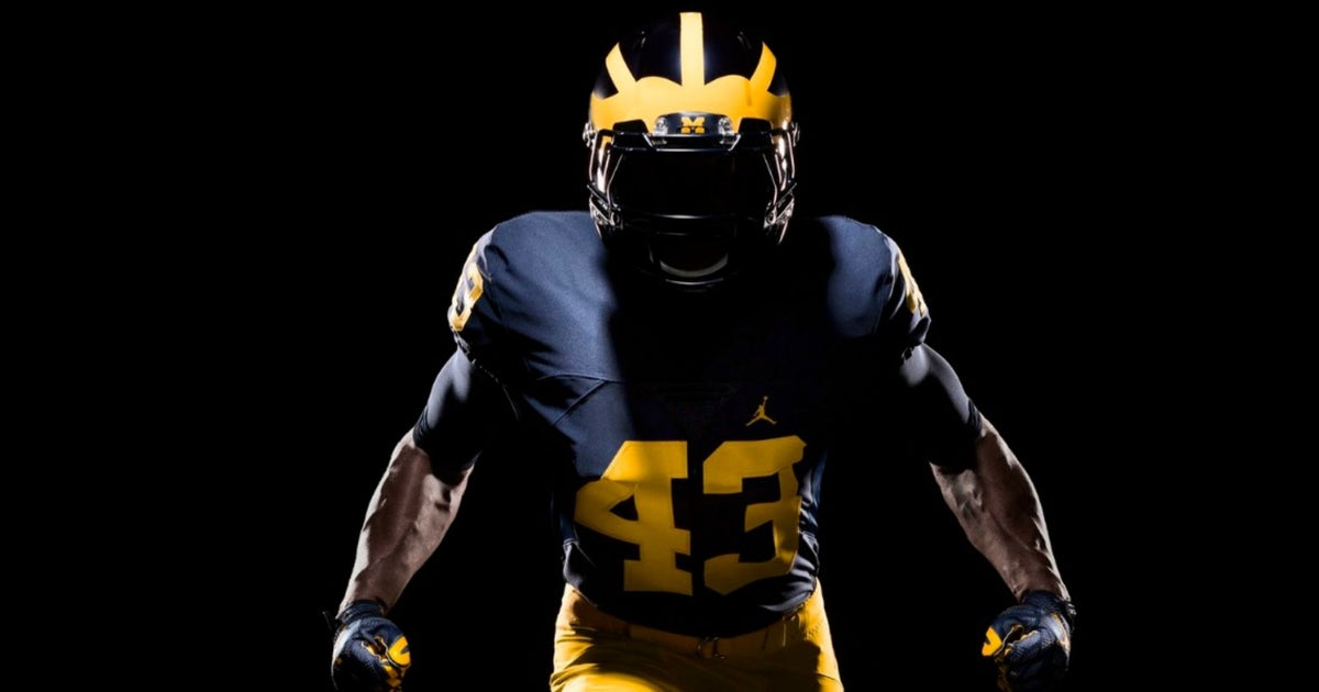 Internet Reacts To Michigan Football S New Uniforms Fox