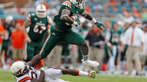 David Njoku - TE - Miami