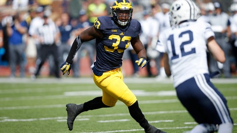 Taco Charlton - DE - Michigan