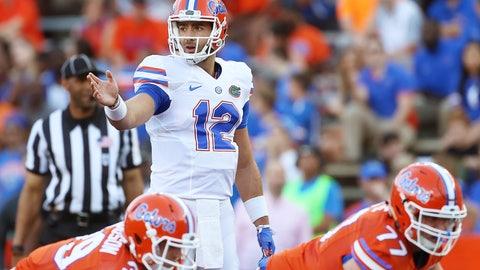 Florida — Luke Del Rio vs. Austin Appleby