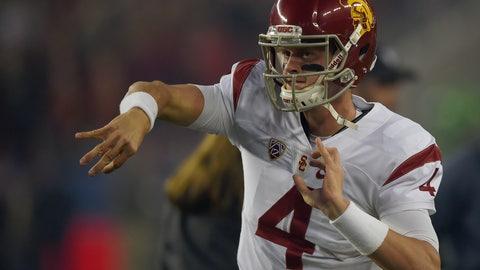 USC — Max Browne vs. Sam Darnold