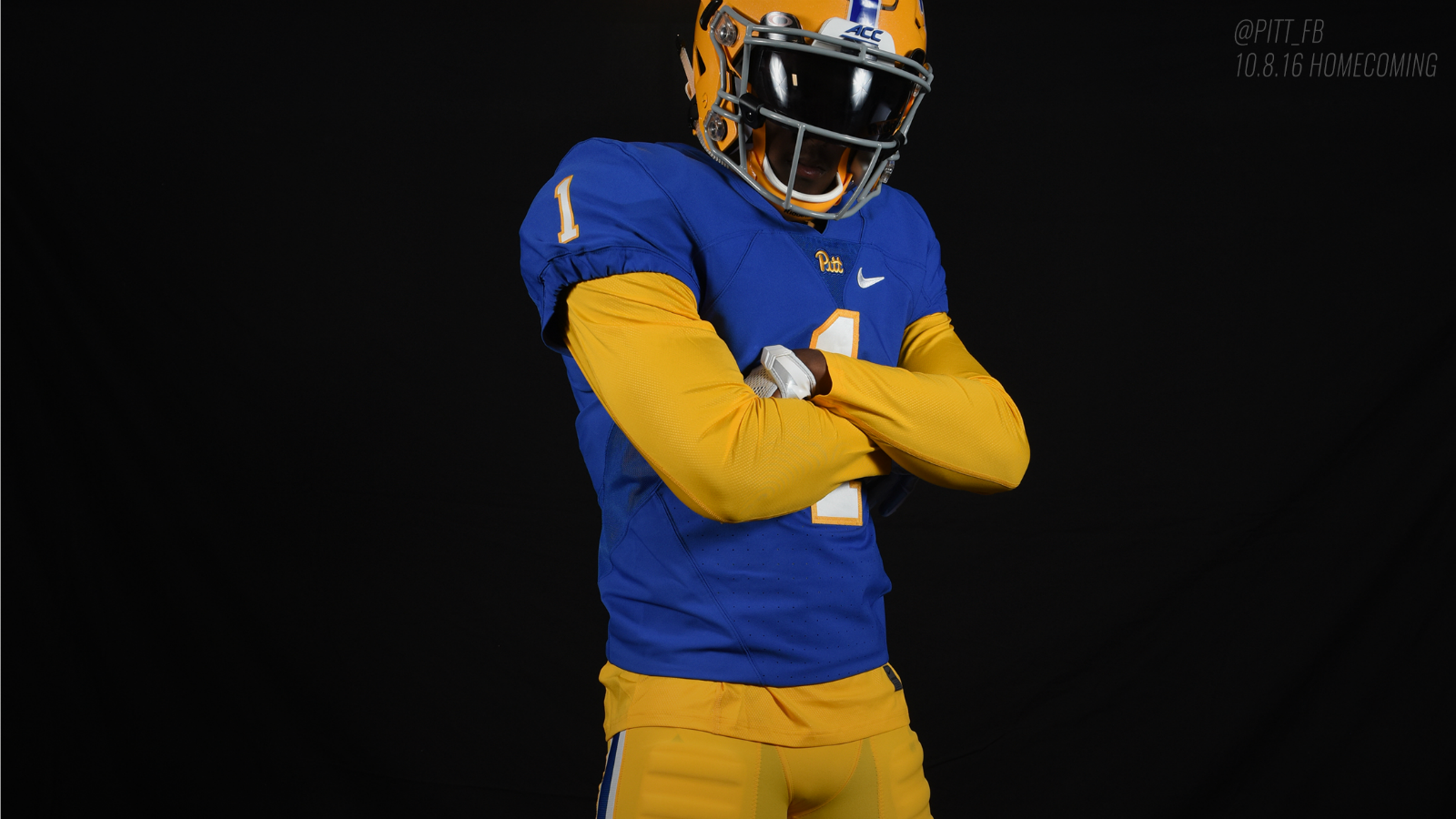 newest 2c133 482ad Pitt football will wear these spectacular throwback jerseys ...
