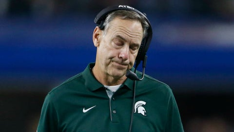 Michigan State vs. Rutgers (Saturday, 12:00 p.m. ET)
