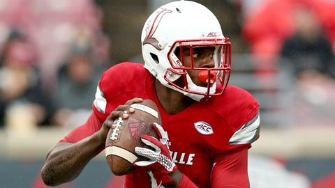 NC State (+19.5) at Louisville