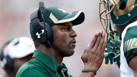 Willie Taggart - South Florida