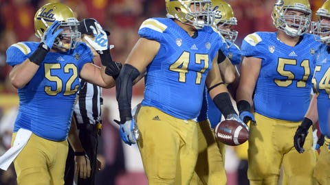 NCAA Football: UCLA at Southern California