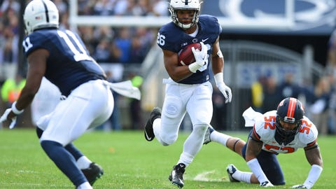 NCAA Football: Illinois at Penn State