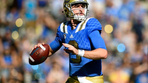 NCAA Football: Colorado at UCLA