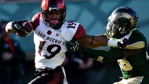 Colorado State vs San Diego State, NCAA FBS