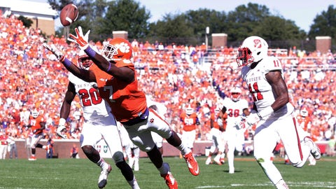 North Carolina State v Clemson