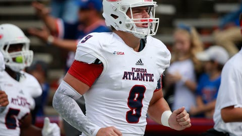 NCAA Football: Florida Atlantic at Florida