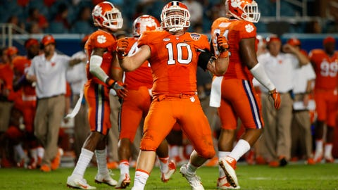 NCAA Football: Orange Bowl-Oklahoma vs Clemson