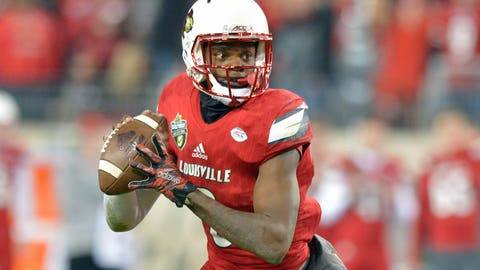 NCAA Football: Music City Bowl-Texas AM vs Louisville