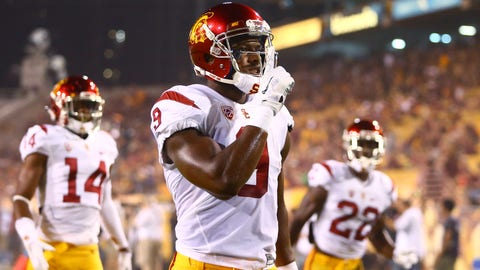 JuJu Smith-Schuster, WR, USC (vs. Alabama, Saturday, 8 p.m. ET)