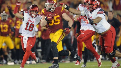 NCAA Football: Utah at Southern California