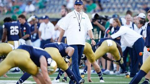 Mike Sanford - OC - Notre Dame