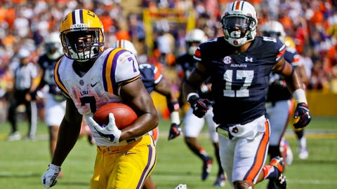 Leonard Fournette - RB - LSU