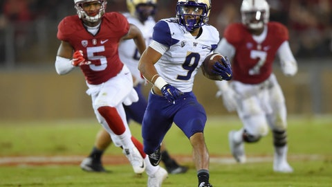 Myles Gaskin - RB - Washington