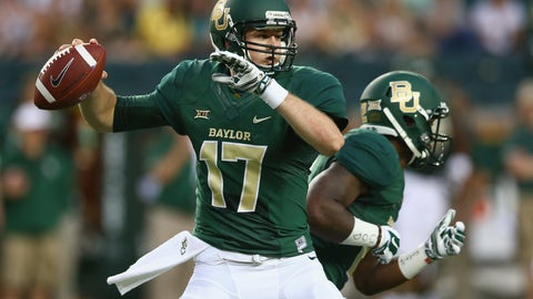 No. 23 Baylor 55, Northwestern State 7