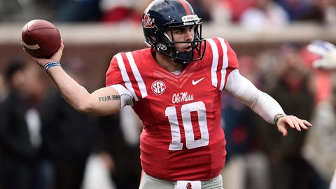 Chad Kelly - QB - Ole Miss