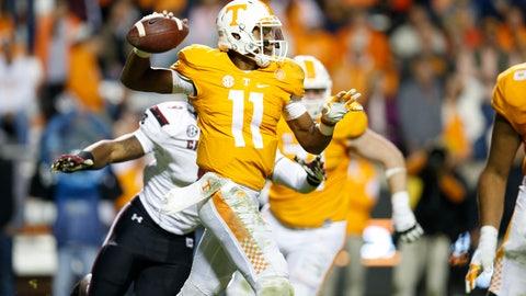 Josh Dobbs - QB - Tennessee