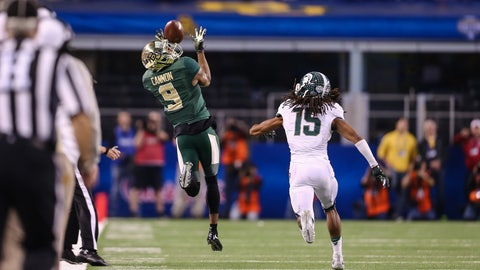 KD Cannon - WR - Baylor