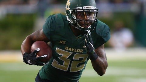 Shock Linwood - RB - Baylor