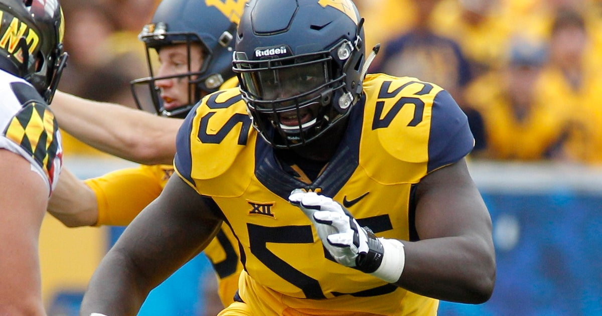 West Virginia Loses Offensive Tackle Yodny Cajuste For The