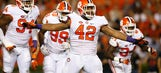 Clemson hoping to build on opening game test by Auburn