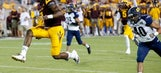 Wilkins, Sun Devils pull away for 44-13 win over NU