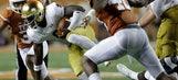 Texas beats No. 10 Notre Dame 50-47 in 2OT thriller