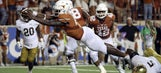 Texas' faith in Charlie Strong is rewarded with stunning upset of Notre Dame