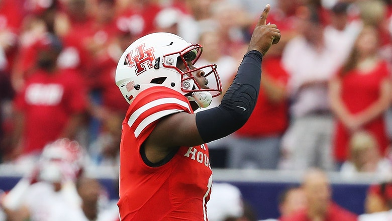 Takeaways from Week 1: Houston's rise, Alabama's dominance & more