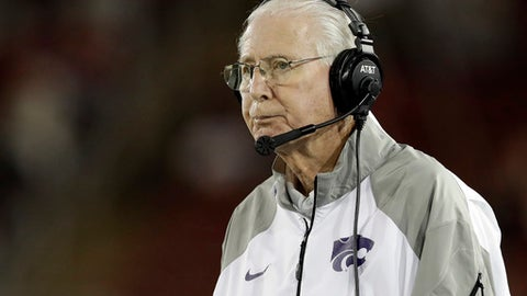 Upset Special: Kansas State (+3.5) at West Virginia