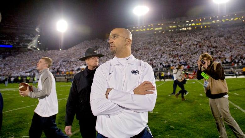 Why Penn State-Pitt is the most important game of James Franklin's career
