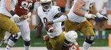 Kelly names Kizer as Notre Dame's No. 1 QB against Nevada