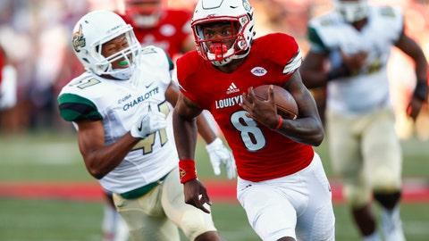 Louisville (-14.5) at Syracuse